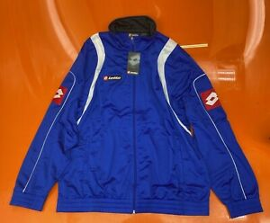 Lotto Sport Italia Track Suit Warm Up- Jacket & Pants Adult *NEW*