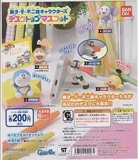 Fujiko F. Fujio Characters Mascot Gashapon Complete Set (5) Doraemon Perman