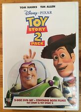 Toy Story/Toy Story 2 (DVD, 2000, 2-Disc Set)