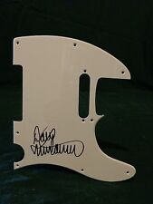 Dave Mustaine MEGADETH Signed Autographed Pickguard METALLICA a