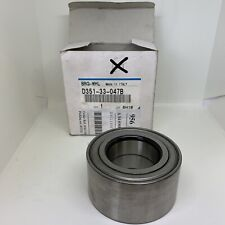 Genuine Mazda HEAVY DUTY FRONT WHEEL BEARING FOR MAZDA FORD D35133047B