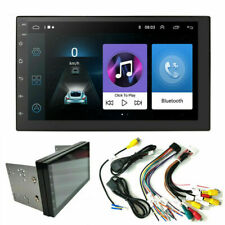 """Double 2Din 7"""" inch Android 9.1 Car Radio Head Unit In Dash Stereo GPS NAVI W"""