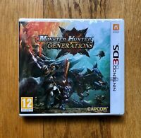 Monster Hunter Generations (Nintendo 3DS) - FR - NEUF / SCELLÉ