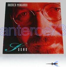 """ANDREA MINGARDI """"SOGNO"""" RARO LP 1993 - LUCIO BATTISTI"""