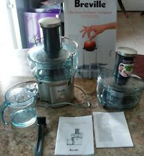 Breville Juicer The Juice Fountain Compact BJE200XL Tested