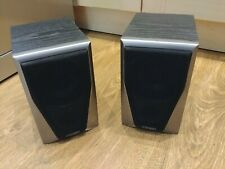 Mission M2S Small Speakers-Superb Sound-Full Working Order.