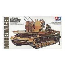Tamiya 35101 1/35 German Flakpanzer Mobelwagon Plastic Model Kit Brand New