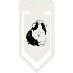 'Guinea Pig' Plastic Paper Clips (CC028581)