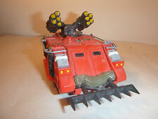 GW Heavy Support Whirlwind tank oop wh40k rare vintage space marine rogue trader