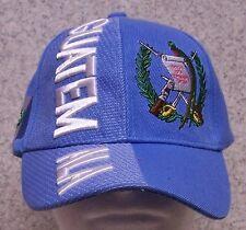 Embroidered Baseball Cap International Guatemala NEW 1 hat size fits all