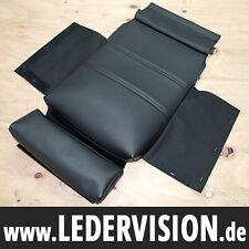 BMW E30 Sportsitze Sitzflächenbezug Lederausstattung Ledersitze Sitzbezüge Sitze