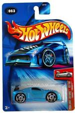 2004 Hot Wheels #063 First Editions Tooned Furiosity
