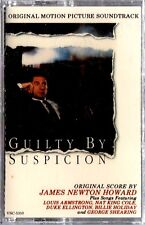 Guilty by Suspicion by James Newton Howard / Soundtrack (Sealed Cassette)