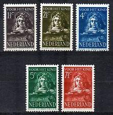 Netherlands - 1941 Child welfare: Painting Rembrandt Mi. 397-01 MH