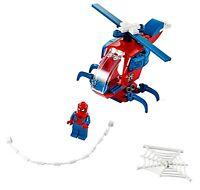LEGO MARVEL 76149 SPIDER-MAN MINIFIGURE & SPIDER COPTER BUILD - HELICOPTER