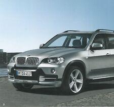 Original BMW Aerodynamikpaket lackiert spacegrau-metallic A52 X5 E70 51190413823