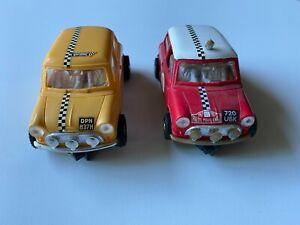 scalextric 2 mini cooper      n°2
