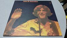 "JOHN B. SEBASTIAN - SELF TITLED - 6379, STERLING ""RL"", FOLK ROCK VINYL RECORD"