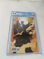 Catwoman #65 CGC 9.8 NM/M Adam Hughes Cover DC Comics 2007