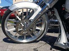 """26"""" Inch Harley Davidson Touring Models wrap front fender"""
