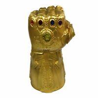 Marvel Infinity Gauntlet Molded Bust Bank Figure Coin Bank Marvel Universe