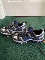 Cannondale Cycling Bike Shoes Men's Size 6.5 Navy Blue / White / Black-EXC. COND