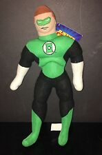 "Green Lantern 14"" Plush Hal Jordan Justice League (JLU) With Tags By Sugar Loaf"