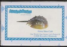 Horseshoe Crab December Diamonds Christmas Ornament Beach Nautical