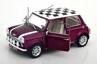MINI COOPER SPORT PACK NICE EXAMPLE DIECAST MODEL GREAT DETAIL 1:18 SCALE NEW