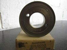 """Browning 20LG050 Timing Belt Pulley, 20 Teeth, 3/8"""" Pitch, Split Taper Bore """"G"""""""