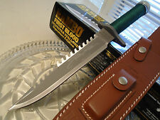 Rambo I First Blood Licensed Masterpiece Signature Combat Survival Knife 9293
