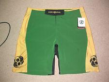 Clinch Gear Pantaloni corti 40 W XXL. MMA BJJ Jiu Jitsu KSW UFC Muay Thai Boxe in palestra NUOVO