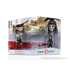 Disney INFINITY Lone Ranger & Tonto Play Set Game Character Action Figure Pack