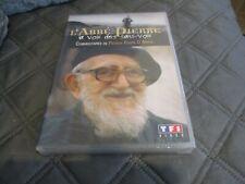 """DVD NEUF """"L'ABBE PIERRE : LA VOIX DES SANS-VOIX"""" documentaire"""