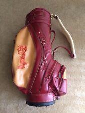 Rare MacGregor Jack Nicklaus Kahlua Vintage Staff Size Cart Golf Bag