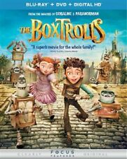 Boxtrolls (used) Blu-ray Only Disc Please Read