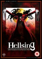 Nuovo Hellsing - The Completo Originale Serie Collection DVD