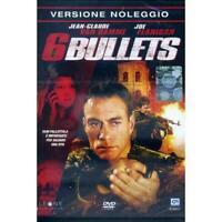 6 Bullets - DVD Film Ex-Noleggio