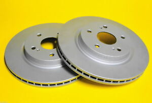 Bremsscheiben Satz für Mitsubishi L200 K74 Ø314mm + Bremsklötze Bremsscheibe