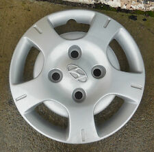 "13"" 1999 Hyundai Accent 5 Spoke Hubcap Wheel Cover 5296022590"