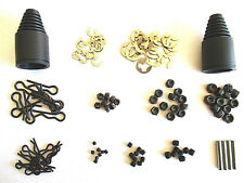 BAJA SPARES PACK, CONTAINS120 PCS, NUTS, CLIPS, BOOTS, PINS, GRUB SCREWS PLUS