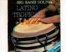 CD BIG BAND SOUNDLatino Tropical jazzUS EX-  (A4553)