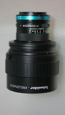 Anamorphic lens for BMPCC 6K EF Pocket Cine-Digitar Canon 50mmF1.4 iscorama #6