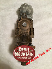 Devil Mountain Train Beer Tap Handle -Visit my ebay store locomotive railroad
