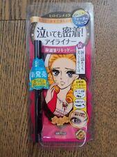 New packing Kiss Me Heroine Make liquid eyeliner Black Waterproof 0.1mm