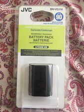 JVC BN-VG114US Rechargeable Lithium-ion Battery Pack