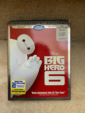 BIG HERO 6  (Blu-Ray + DVD + Digital HD) Collector's Edition