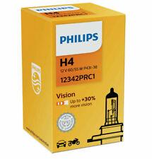 LAMPARA PHILIPS VISION H4 12V 60/55W +30% LUZ  ENVIOS 24HORAS