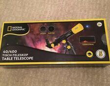 National Geograpic 40/400 Telescope