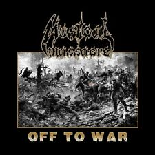 "Musical Massacre ""Off To War"" CD [old school Death Metal from Eastgermany, 2017]"